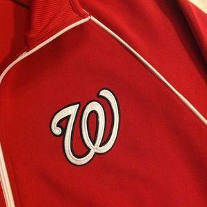 Nike MLB Jackets & Coats - B2G1 Washington Nationals Nike Jacket